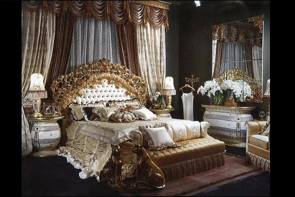 欧式奢华卧室