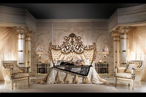 欧式新奢华卧室
