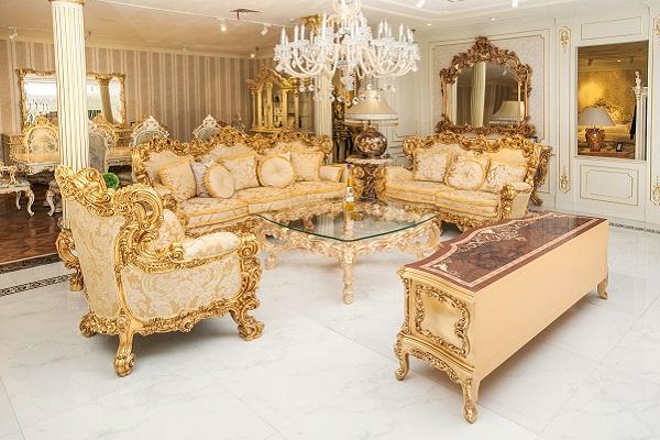 法式浪漫客厅
