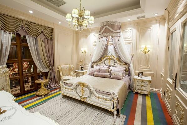 法式浪漫卧室